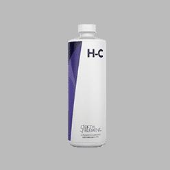 Bebida refrescante con clorofila y carnitina