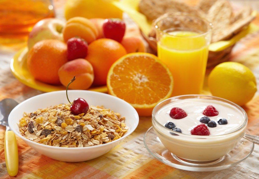 propiedades fisicas de la fibra alimentaria
