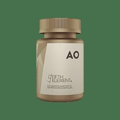 Antioxidantes de origen natural con coenzima q10, ácido alfa lipóico y resveratrol