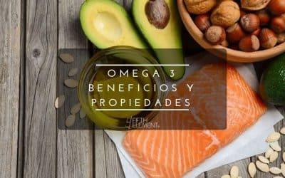 Omega 3… Sus beneficios y propiedades