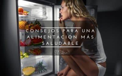 Consejos para una alimentación más saludable