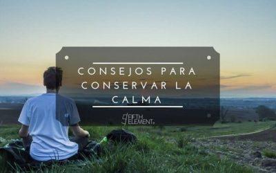 Cómo conservar la calma sin morir en el intento