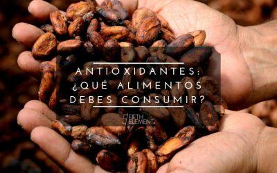 Antioxidantes: ¿Qué alimentos debes consumir?